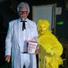 Photo #1 - Colonel Sanders and his Hot Chick