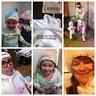Photo #4 - Color Run collage