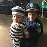 Photo #2 - Cop and Prisoner