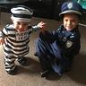 Photo #3 - Cop and Prisoner