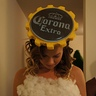Photo #2 - Corona Beer Cap Hat