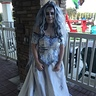 Photo #1 - Corpse Bride at work.