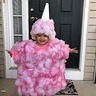 Photo #1 - Jessie was so excited to wear her cotton candy costume!