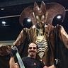 Photo #2 - The Count with Ari Lehman