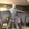 Photo #1 - Count Dracula on our handmade mannequin