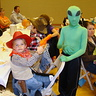 Photo #6 - Cowboy with alien