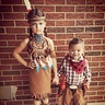Photo #1 - Cowboys and Indians