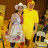 Photo #6 - Cowgirl and Rooster