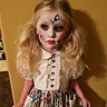 Photo #1 - Cracked doll