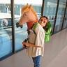 Photo #1 - Crazy Human Horse