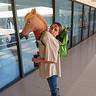 Photo #3 - Crazy Human Horse