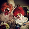 Photo #1 - Creepy Clown Couple