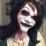Photo #1 - Creepy Clown Girl