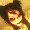 Photo #2 - Creepy Clown Girl