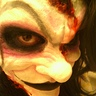 Photo #3 - Creepy Clown Girl