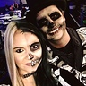 Photo #1 - Creepy Skeleton Couple