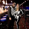 Photo #3 - Creepy Skeleton Couple