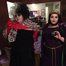 Photo #1 - Cruella De Vil (left) and Evil Queen (right)