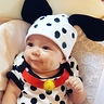 Photo #3 - Rylan as the dalmatian puppy