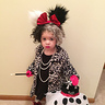 Photo #2 - Talyia Dressed as Cruella De Vil