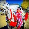 Photo #5 - Cruella Deville and her Dalmation