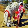 Photo #8 - Cruella Deville and her Dalmation