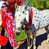 Photo #9 - Cruella Deville and her Dalmation