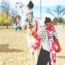 Photo #10 - Cruella Deville and her Dalmation