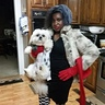 Photo #2 - Cruella Deville & Dalmation Barkley