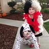 Photo #1 - Cruella DeVille & her Dalmatian