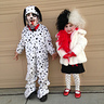 Photo #2 - Cruella DeVille & her Dalmatian