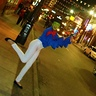 Photo #3 - The Mask dancing in the streets of Detroit, MI