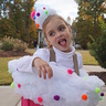 Photo #1 - Girl's Cupcake Costume