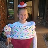 Photo #2 - Cupcake costume without the pink wig
