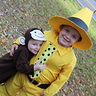 Photo #1 - Curious George and The Man in the Yellow Hat