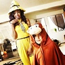 Photo #1 - Curious George & The Woman in the Yellow Hat