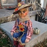 Photo #2 - Cute Scarecrow