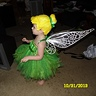 Photo #2 - Side veiw of my beautiful Tinkerbell