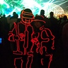 Photo #1 - Tron. daft punk el wire suit! halloween costume