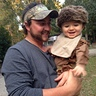 Photo #2 - Him and daddy