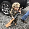 Photo #1 - Daniel Boone / Davy Crockett
