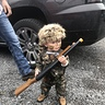 Photo #6 - Daniel Boone / Davy Crockett