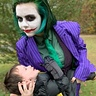 Photo #3 - Joker got the Bat.