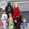 Photo #1 - One happy star wars family