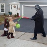 Photo #2 - Darth Vader and Luke finally meet