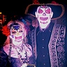 Photo #1 - Day of Dead Couple