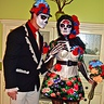 Photo #2 - Day of the Dead Costumes!