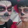 Photo #1 - Day of the Dead Couple