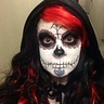 Photo #1 - Day of the Dead Sugar Skull Sorceress