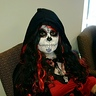 Photo #2 - Day of the Dead Sugar Skull Sorceress
